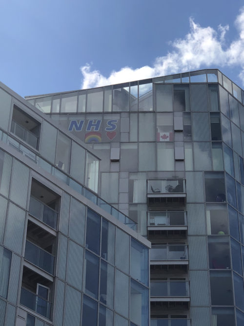 NHS in the Sky