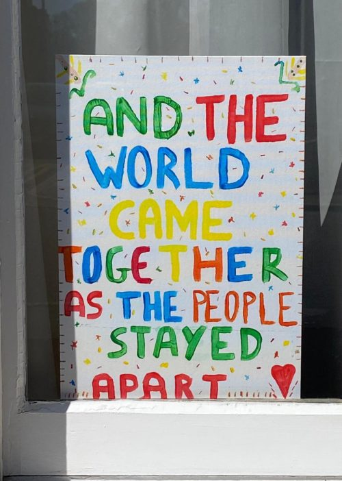 And the World Came Together