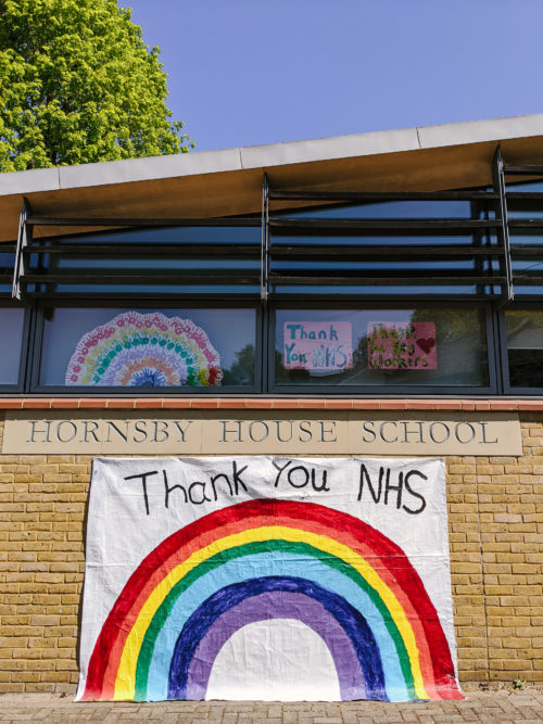 Hornsby House School Says Thank You